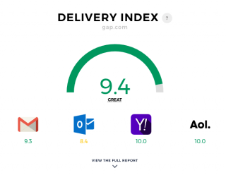 Exclusive First Look: Unboxing eDataSource's Delivery Index